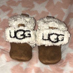 Infant soft bottom Uggs
